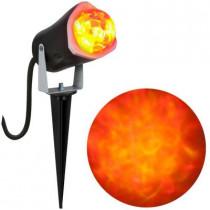 Fire and Ice Red/Orange Spotlight