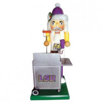 12 in. LSU Tailgating Nutcracker