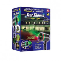 Star Shower Laser Light Projector (As Seen on TV)