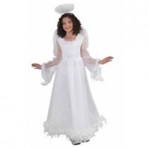 Girls Fluttery Angel Costume
