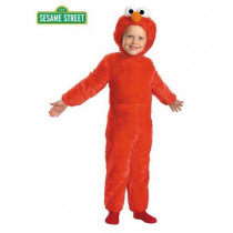 Infant Toddler Sesame Street Elmo Comfy Costume