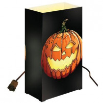 Electric Luminaria Kit -Jack-O'-Lantern (Set of 10)