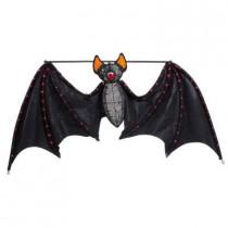 7.5 ft. W Pre-Lit Giant Bat