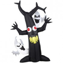 6 ft. H Inflatable Ghost Tree Scene