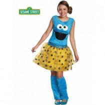 Girls Cookie Tween Deluxe Costume