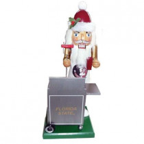 12 in. Florida State Tailgating Nutcracker