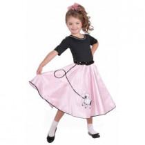 Child Pretty Poodle Princess Costume
