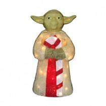28 in. Star Wars Yoda Yard Decor