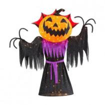 5 ft. Pre-Lit Jack-O-Lantern Character