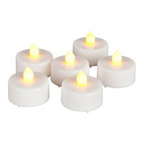 Tealight Candle with CR2032 Battery (Set of 6)