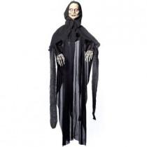 Hanging Zombie Woman Prop