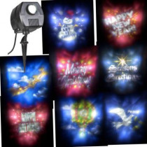 Holiday Outdoor Projector