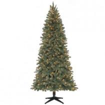 7 ft. Benjamin Fir Quick-Set Artificial Christmas Tree with 400 Clear Lights