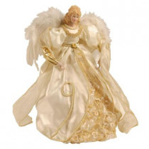 16 in. Ivory Angel Figurine