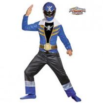 Boys Blue Ranger Super Mega Classic Costume