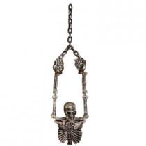 Hanging Rustic Skeleton Torso Lawn Decor