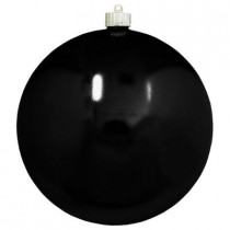 Onyx 200 mm Shatterproof Ball Ornament