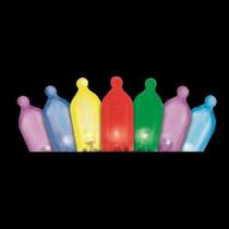 ColorSoft 50-Light Italian LED Multi-Color Light Set