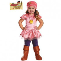Izzy Deluxe Jake and the Neverland Pirate Costume