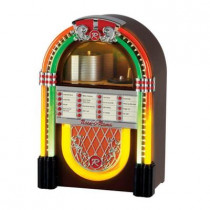 11 in. Rock-O-Rama Christmas Jukebox