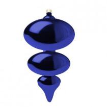Azure Blue 380 mm Jumbo Shatterproof Finial