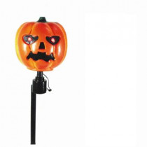 Battery Operated Pumpkin Rotating Head Pathmarker