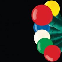 Energy Smart Colorite 100-Light Multi-Color Sugar Plum Light Set