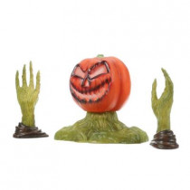 13 in. Sinister Jack-O-Lantern Ground Breaker