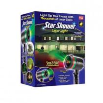 Star Shower Laser Light Projector (As Seen on TV)