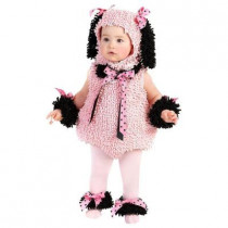 Infant Toddler Pinkie Poodle Costume