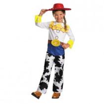 Girls Toy Story Quality Jessie Costume