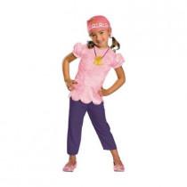 Girls Disney's Jake and the Neverland Pirate Costume