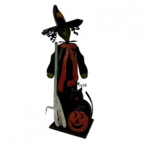 32 in. Halloween Witch