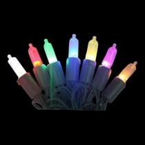 50-Light LED Mini Light Set - 47 Functions