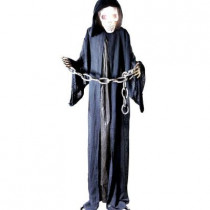 Black Standing Reaper in Chains