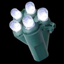 100-Light LED White Dome Lights