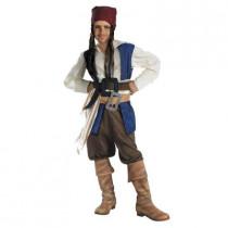 Boys Classic Pirates of the Caribbean Costume