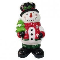 26 in. H Snowman Figure