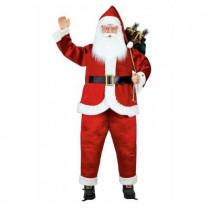 6 ft. Life-size Animated Singing Santa
