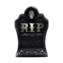 15 in. Bluetooth Halloween Tombstone Speaker
