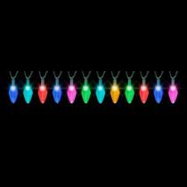 24-Light LED C9 Color Motion Multi-Color String Light Set