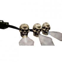 Skull Trio Fog Machine Accessory