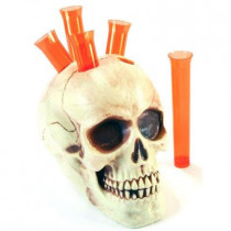 Skull Test Tube Shot Holder