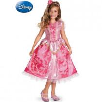 Aurora Sparkle Deluxe Kid Costume