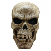 20.5 in. Giant Skull with LED Lights, Sound and Motion Sensor
