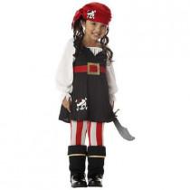 Toddler Precious Little Pirate Costume