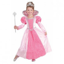 Child Princess Rose Costume
